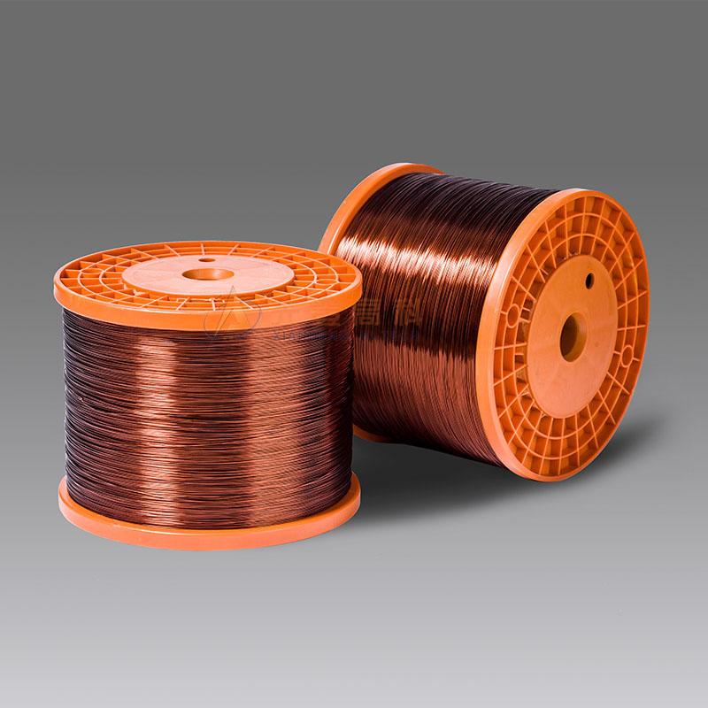 Fio de cobre esmaltado redondo
