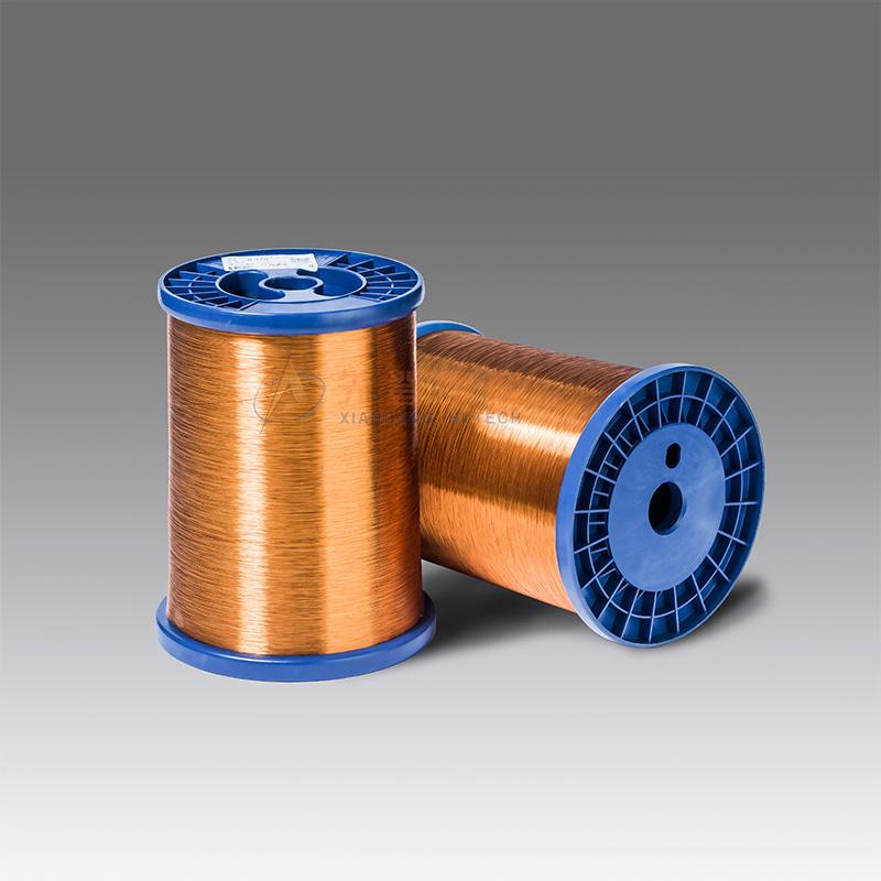 Fio de alumínio revestido de cobre